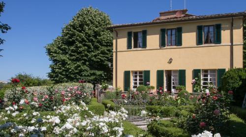. Villa La Strega