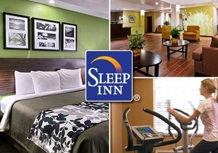. Sleep Inn & Suites Hannibal