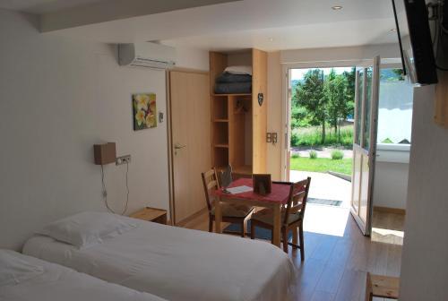 Chambres d'hôtes Les vignes - Accommodation - Saint-Jean-Saverne