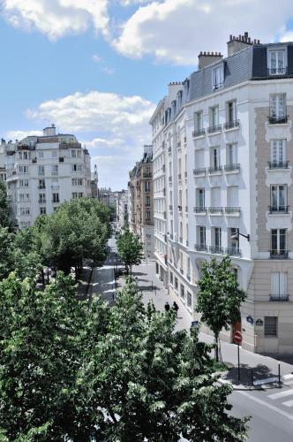 Hôtel Verlaine - Hôtel - Paris