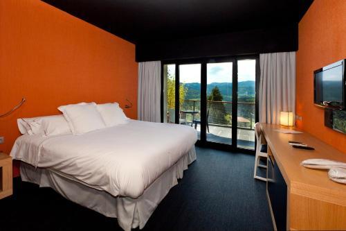 Habitación Doble con terraza Ellauri Hotel Landscape SPA - Adults Only 5