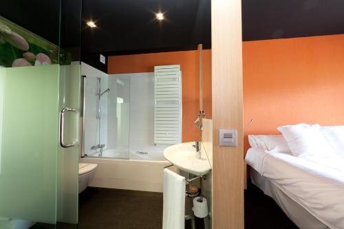 Habitación Doble con terraza Ellauri Hotel Landscape SPA - Adults Only 8