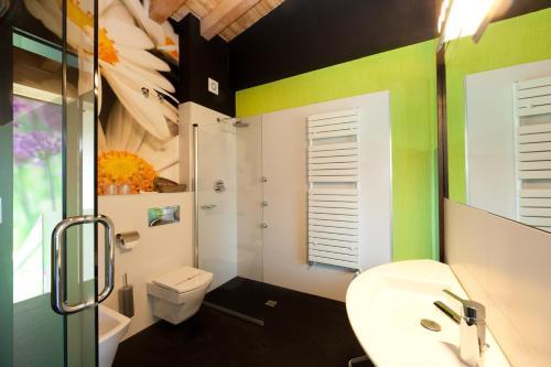 Habitación Individual Ellauri Hotel Landscape SPA - Adults Only 5
