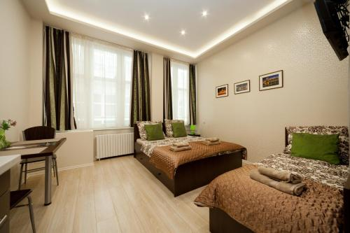 Budapest Holidays Apartments, Pension in Budapest