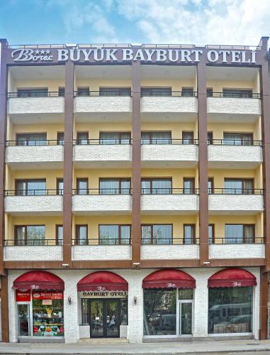 Bayburt Buyuk Bayburt Hotel ulaşım