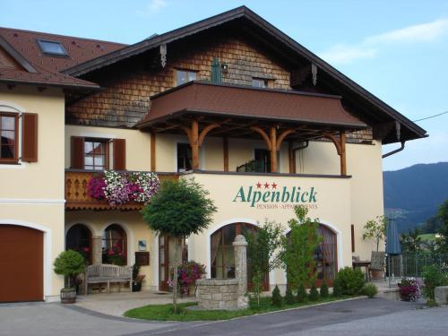 Appartements Ferienwohnungen Alpenblick - Accommodation - Faistenau
