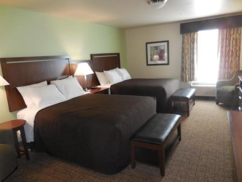 Ledgestone Hotel Billings - Billings, MT 59101
