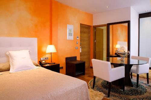 Superior Doppel- oder Zweibettzimmer Mirador de Dalt Vila-Relais & Chateaux 6