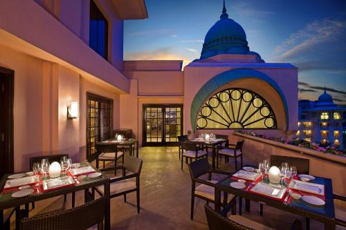 The Leela Palace Bengaluru, 23, Kodihalli, Old Airport Road, Bangalore 560 008, India.