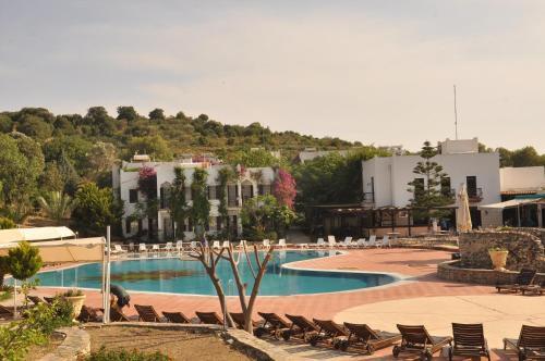 Bodrum City Blue Heaven Resort ulaşım