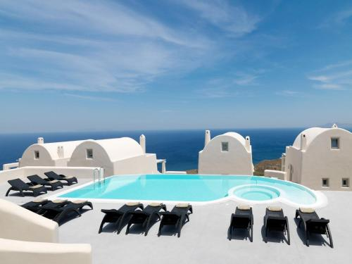 . Dome Santorini Resort & Spa