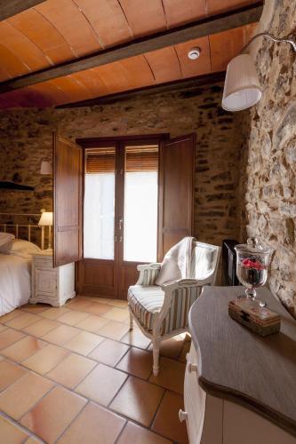Habitación Doble con baño privado - Uso individual Hotel Mas la Ferreria 9