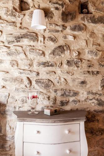 Habitación Doble con baño privado - Uso individual Hotel Mas la Ferreria 8