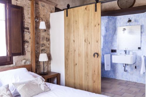 Habitación Doble Estándar - Uso individual Hotel Mas la Ferreria 4