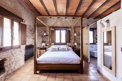 Habitación Doble Estándar - Uso individual Hotel Mas la Ferreria 2