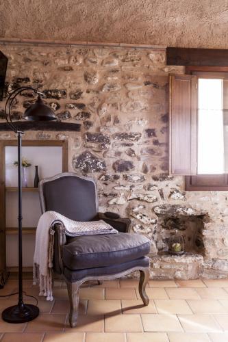 Habitación Doble Estándar - Uso individual Hotel Mas la Ferreria 10