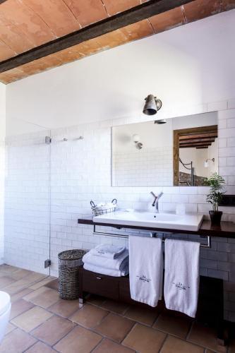 Superior Double Room - single occupancy Hotel Mas la Ferreria 4