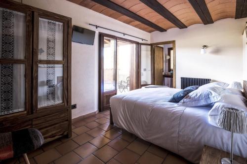 Double Room - single occupancy Hotel Mas la Ferreria 1