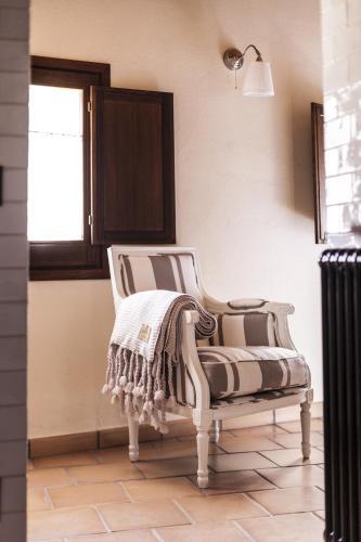 Habitación Doble Estándar - Uso individual Hotel Mas la Ferreria 8