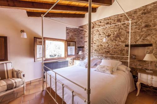 Standard Double Room - single occupancy Hotel Mas la Ferreria 1
