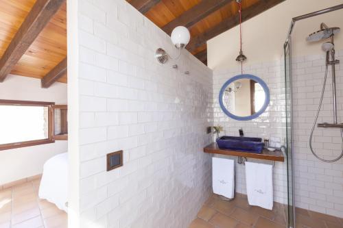 Habitación Doble Deluxe - Uso individual Hotel Mas la Ferreria 11