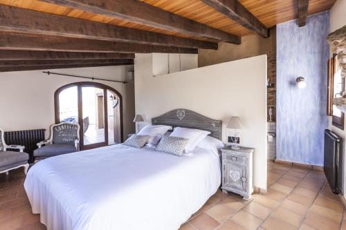Habitación Doble Deluxe - Uso individual Hotel Mas la Ferreria 8