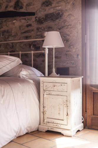 Habitación Doble con baño privado - Uso individual Hotel Mas la Ferreria 1