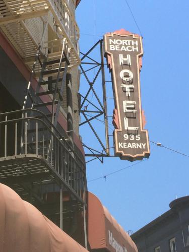 Hotel North Beach - San Francisco, CA CA 94133