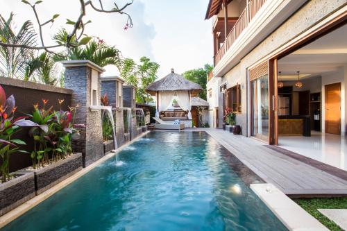 Villa DK   Bali