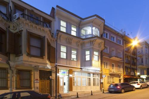 Istanbul Pi Art Butik Otel ulaşım