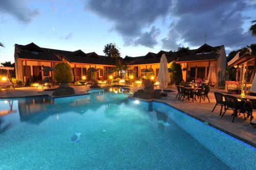 Dalyan Grenadine Lodge ulaşım