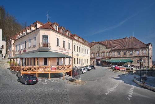 . Hotel Podhrad