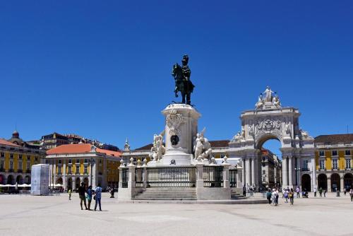 Praça do Comércio 31-34, Lisbon, 1149-018, Portugal.