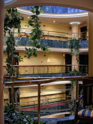Hotel Infanta Cristina 10