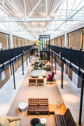 Hotel De Hallen photo 26