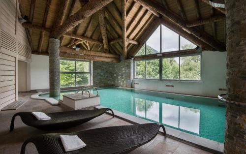 Lagrange Vacances L'Ardoisière**** - Hotel - Saint-Lary Soulan