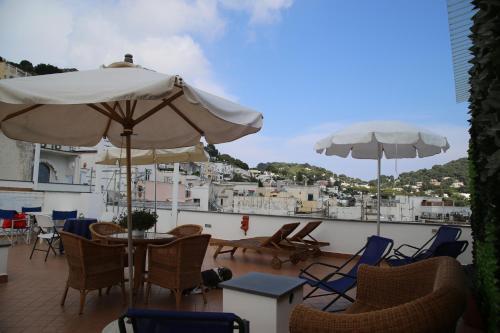 Guest House La Piazzetta, 80073 Capri