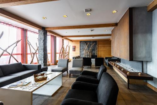 Lagrange Vacances Le Roc Belle Face**** - Hotel - Arc 1600