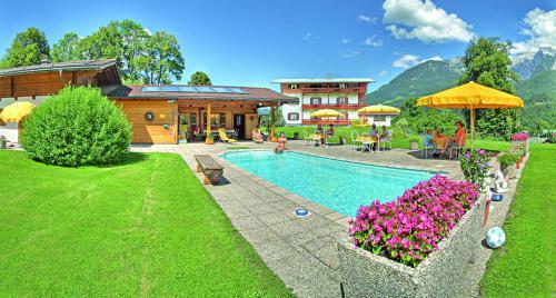 Alpenpanorama Ferienwohnungen Schneck