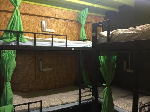 Lit Superposé dans Dortoir Mixte (Bunk Bed in Mixed Dormitory Room)