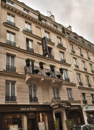Hôtel de Sèvres photo 9