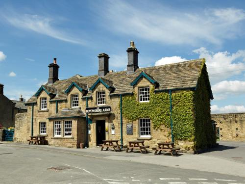 Devonshire Arms At Pilsley - Chatsworth
