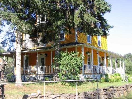 Domaine 4 Saisons Guy Duhamel - Accommodation - La Tuque