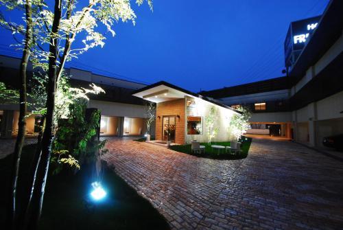 Hotel Hotel Free Style Okayama