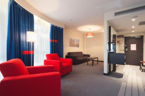 Park Inn by Radisson Hotel Astana room photos