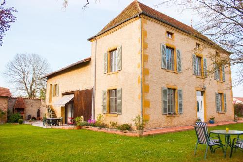 Aux Ronzières - Accommodation - Pouilly-sous-Charlieu