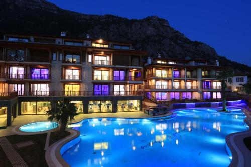 Akyaka Shimal Residence Hotel yol tarifi