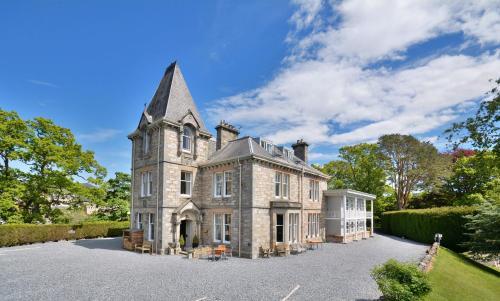 Knockendarroch House Hotel, Pitlochry