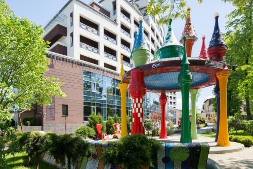 Mirotel Resort and Spa - Accommodation - Truskavets
