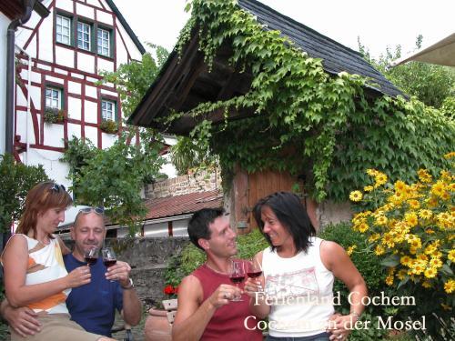 . Ferienwohnungen Ferienland Cochem